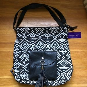 Madden Girl large hobo bag